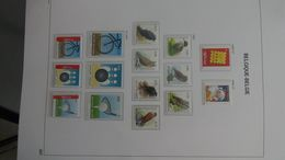 H84 Dispersion Collection En DAVO De BELGIQUE De 2007  à 2010 ** En 7 Volumes. V De VII. A Saisir !!! - Timbres
