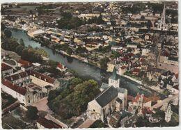 Vienne :  MONTMORILLON  : Vue  Aérienne   1961 - Montmorillon