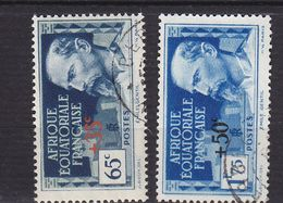AEF 64/65 OBLITERES - A.E.F. (1936-1958)