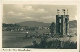 Reihwiesen-Zuckmantel Zlaté Hory Kriegerdenkmal Und Ort 1934 Privatfoto - Repubblica Ceca