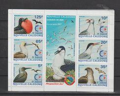Nouvelle Calédonie 1995 Feuillet Oiseaux De Mer 693-98 ** MNH - New Caledonia