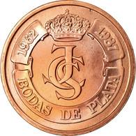 Espagne, Médaille, Ceca De Madrid, Bodas De Plata, 1987, Proof, FDC, Cuivre - Spain