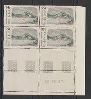 Nouvelle Calédonie 1997 Coin Daté Port De France 739 ** MNH - Nuevos