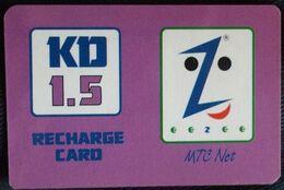 KUWAIT - 1.5 KD - Eezee Mtc  Net - Kuwait