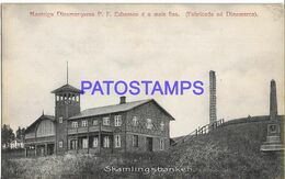 138354 DENMARK DANMARK SKAMLINGSBANKEN VIEW PARTIAL POSTAL POSTCARD - Dänemark