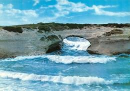 Cartolina Sardegna Cuglieri S'Architu Mareggiata - Nuoro