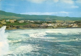Cartolina Sardegna Cuglieri S. Caterina Di Pittinuri Spiaggia - Nuoro