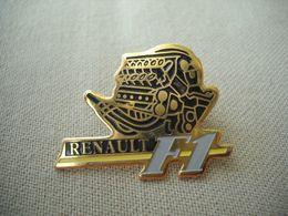 1797 PINS  Pin's     RENAULT F 1  Moteur - F1