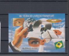 Brasilien Michel Cat.No. Mnh/** Sheet 94 - Blocs-feuillets