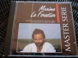 Maxime Le Forestier: Master Série/ CD Polygram 827 664-2 - Music & Instruments