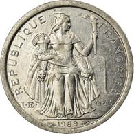 Monnaie, Nouvelle-Calédonie, Franc, 1989, Paris, TTB, Aluminium, KM:10 - New Caledonia