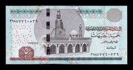 Egipto Egypt 5 Pounds 29.09.2016 Pick 72d SC UNC - Egipto