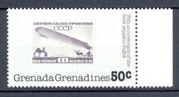 Neuf - Grenade Grenadines - 1978 Y&T GR 238 Michel GR 271 - 75th Anniversary Of The First Zeppelin Flight - Grenada (1974-...)