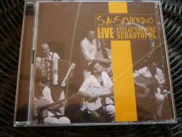 Sanseverino: Live Au Théâtre Sébastopol/ Double CD Saint-George - Music & Instruments