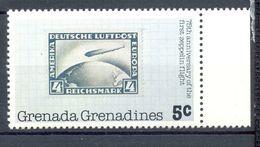 Neuf - Grenade Grenadines - 1978 Y&T GR 234 Michel GR 267 - 75th Anniversary Of The First Zeppelin Flight - Grenada (1974-...)