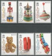 Gibraltar 2015 Micheln° 1686-1691 *** MNH  CEPT Europa Speelgoed Toys - 2015