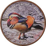 Monnaie, Somaliland, Shilling, 2019, Oiseaux - Canard Mandarin, SPL, Stainless - Somalië