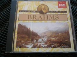 Brahms: Concerto Pour Piano N°2-Danses Hongroises/ Les Clefs Du Classique EMI - Classique