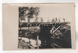 3949, FOTO-AK, WK I, Puurs In Der Belgischen Provinz Antwerpen. Puurs-Sint-Amands. - Oorlog 1914-18