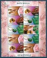 Indonesia - 2001 Minerals MNH** - Lot. A305 - Minéraux