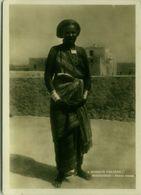 SOMALIA ITALIANA - MOGADISCIO / MOGADISHU - DONNA SOMALA - EDIZIONE CRICCA DE ANNA - 1930s  (BG8942) - Somalia