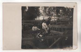 +3142, FOTO-AK, WK I, Puurs In Der Belgischen Provinz Antwerpen. Puurs-Sint-Amands. - Oorlog 1914-18