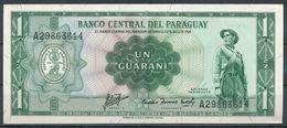 °°° PARAGUAY - 1 GUARANI UNC °°° - Paraguay