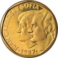 Monnaie, Espagne, Juan Carlos I, 500 Pesetas, 1987, Madrid, Proof, SPL - Sets Sin Usar &  Sets De Prueba
