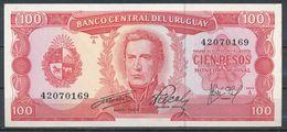 °°° URUGUAY - 100 PESOS UNC °°° - Uruguay