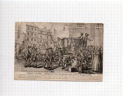 211Arnay Le DucArrestation Des Tantes De Louis XVI , à Arnay Le DucNon Circulée - Arnay Le Duc