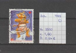 België 1999 - Yv. 2850 - OCB 2851 Gest./obl./used - Belgium