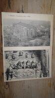 Carte Double : BELPECH : L'église Et Le Tombeau   .... …... … OR-49 - Altri Comuni