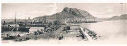 ES-2411   ALICANTE : Panorama   ( Double-card) - Alicante