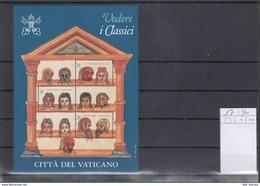Vatican Michel Cat.No. Sheet    Mnh/** 17 - Blocs & Feuillets