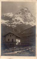 Carte Photo - Il Cervino / Mont Cervin - Ohne Zuordnung