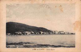 CPA LURI-de-CORSE - Santa-Sévéra - Francia