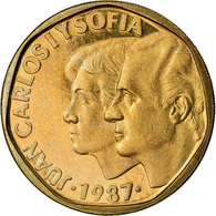 Monnaie, Espagne, Juan Carlos I, 500 Pesetas, 1987, Madrid, Proof, FDC - Sets Sin Usar &  Sets De Prueba