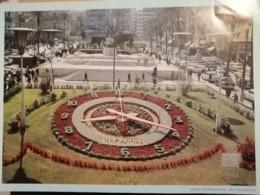 Lebanon  Liban Old Paper Callander Periode 60  Large 30x21   El Burge Square Saat Al Zouhour - Calendari