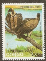 Congo  Repblic   1993  SG 1355 Vultures  Fine Used - Used