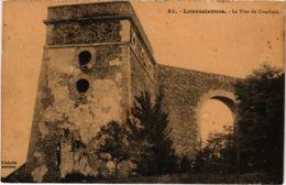 CPA LOUVECIENNES - La Tour Du Couchant (102662) - Louveciennes