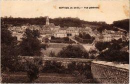 CPA SEPTEUIL - Vue Générale (102728) - Septeuil