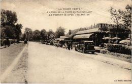 CPA A L'Orée De La Foret De RAMBOUILLET - Le PERRAY - La Foret Verte (102737) - Le Perray En Yvelines