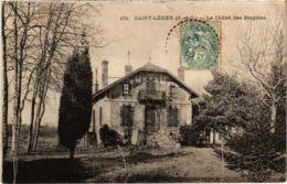 CPA St-LEGER - Le Chalet Des Bruyeres (102945) - St. Leger En Yvelines