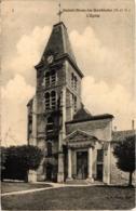 CPA St-NOM-la-BRETECHE - L'Église (102995) - St. Leger En Yvelines