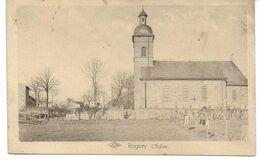 ROGERY (6670) L église - Gouvy