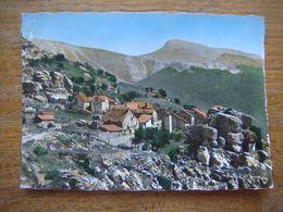 France - Alpes De Haute Provence (04) - PEYRESQ ( Thorame Haute ) - Vue Générale (très Belle Carte Colorée) --- 1963 - Autres Communes