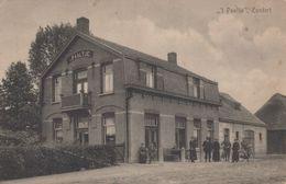 Café Het Paaltje Vorsselmans Zundert Ca 1915 - Sonstige