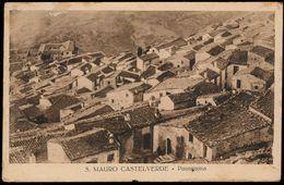 SAN MAURO CASTELVERDE (PA) PANORAMA - Palermo