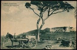 SAN MAURO CASTELVERDE (PA) CONVENTO DEI CAPPUCCINI - Palermo