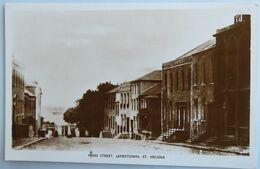C. P. A. : SAINTE-HELENE , ST. HELENA : Main Street, JAMESTOWN - Saint Helena Island